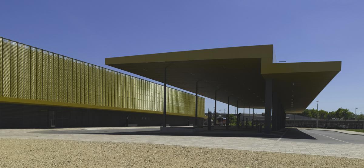 Architektur und Räume